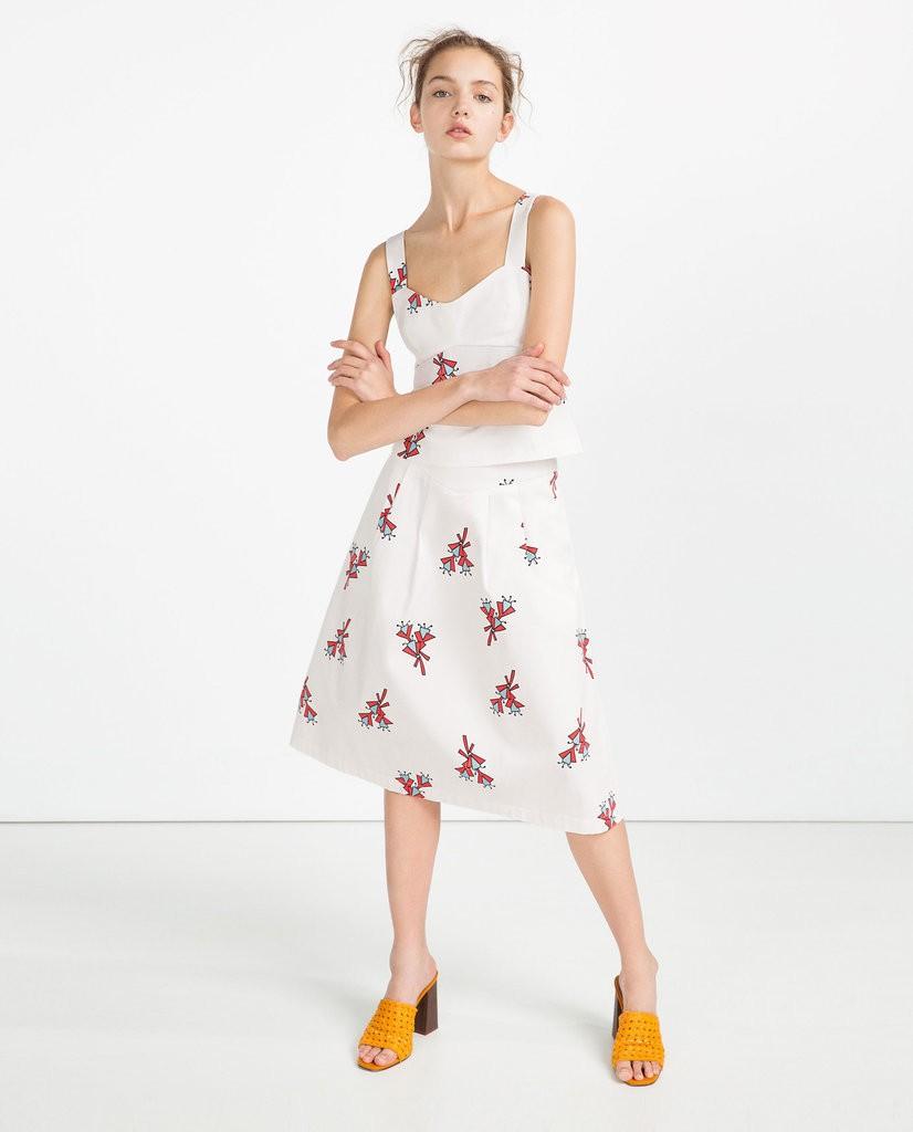 Zara-Wide-Straps-Top-36-Pleated-Midi-Skirt-40