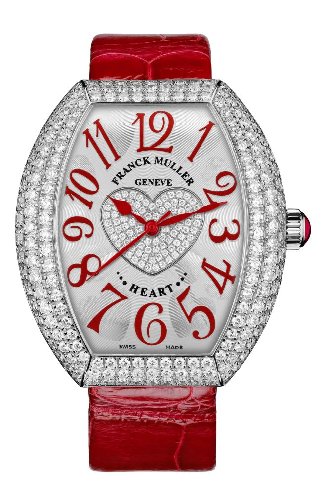 resized_2. Franck Muller Heart Collection