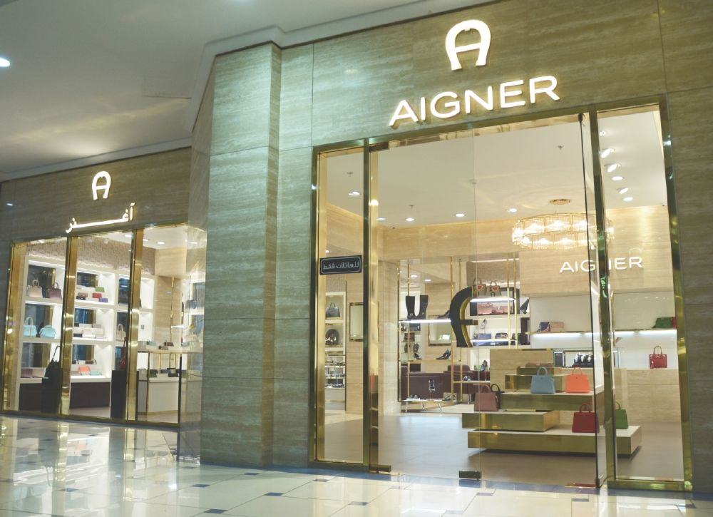 resized_AIGNER'S NEW STORE IN TAHLIA MALL, JEDDAH (1)