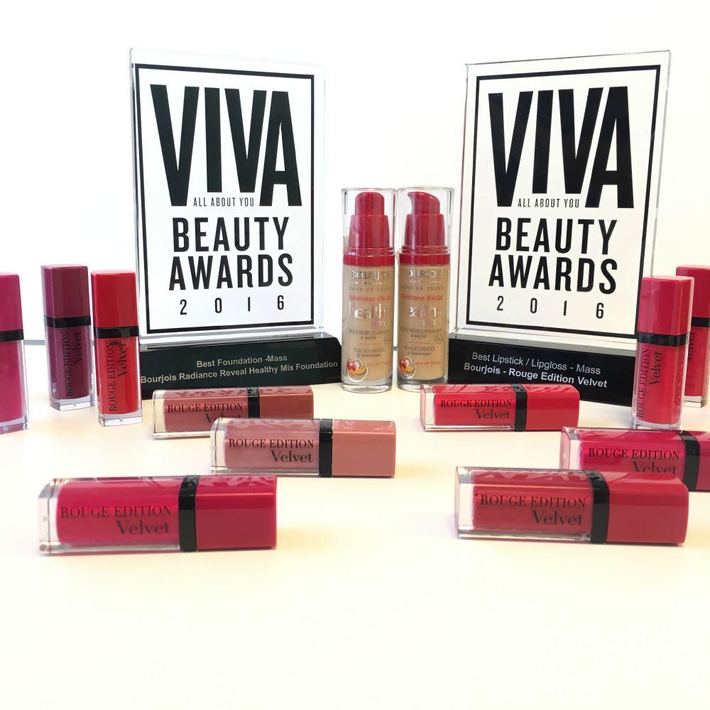resized_Bourjois - Viva Beauty Awards 2016