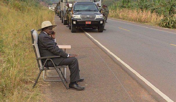 رئيس أوغندا  (2)