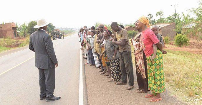 رئيس أوغندا  (3)