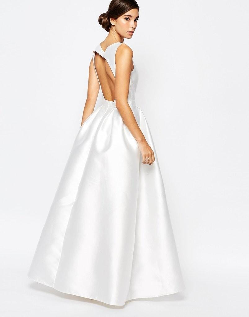 Chi-Chi-London-Bridal-Maxi-Dress-Plunge-Front-Keyhole-Back
