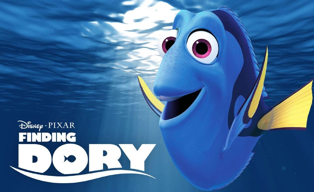 Finding Dory  (2)