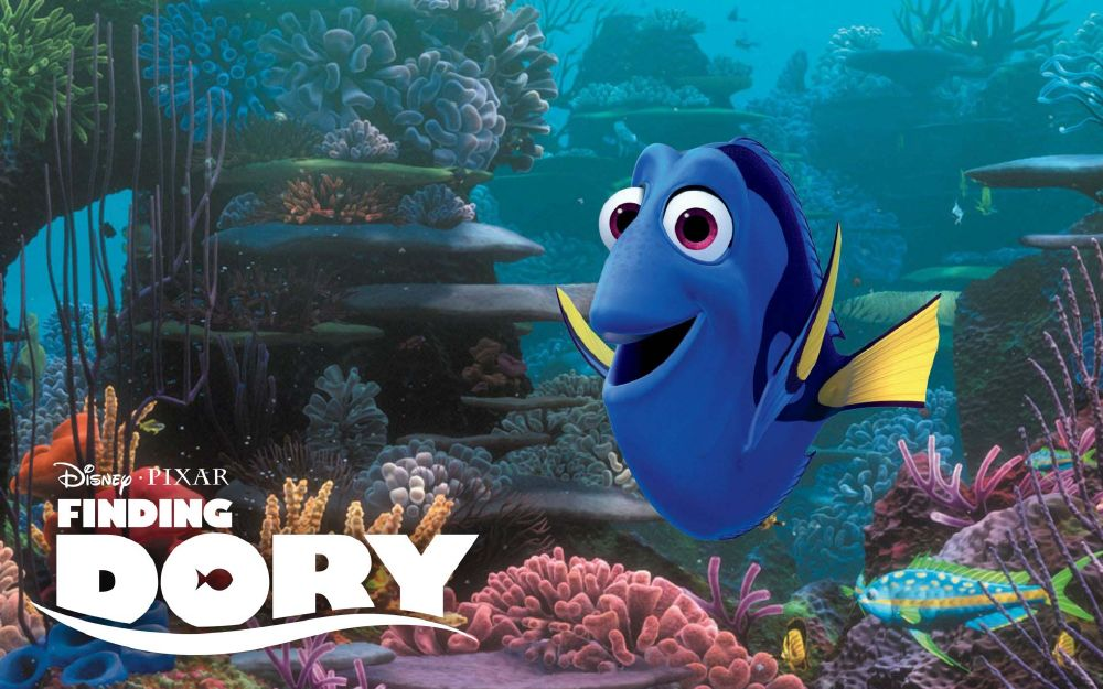 Finding Dory  (3)