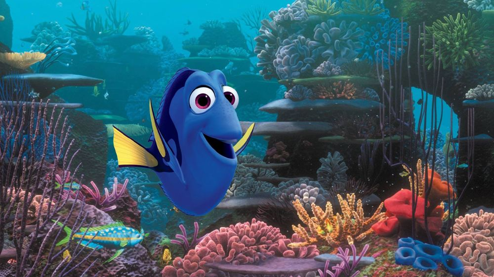 Finding Dory  (4)