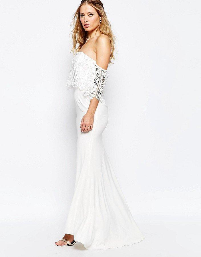 Jarlo-Off-Shoulder-Lace-Dress-Fishtail-170