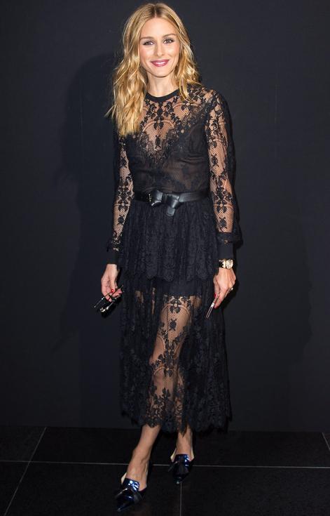 Elie Saab : Front Row - Paris Fashion Week : Haute Couture F/W 2016-2017