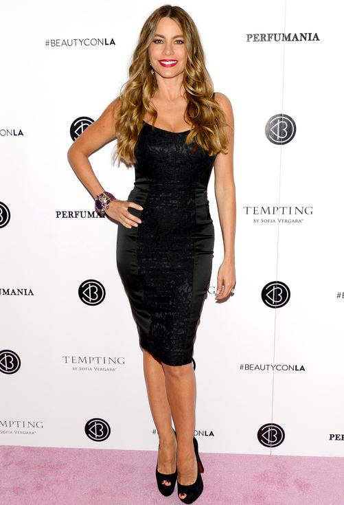 Beautycon Media Hosts The Launch Of Tempting By Sofia Vergara