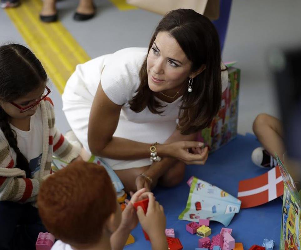 الأميرة ماري ستشجع الأستراليين في أولمبياد ريو 2016 (2)