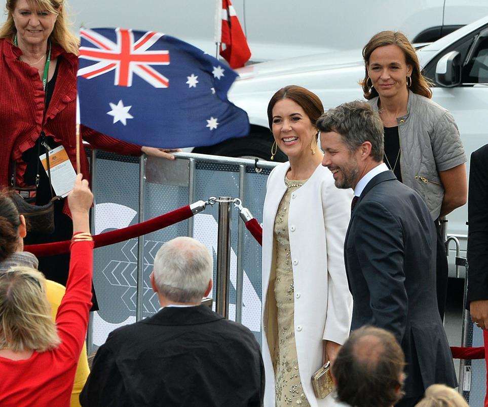 الأميرة ماري ستشجع الأستراليين في أولمبياد ريو 2016 (3)