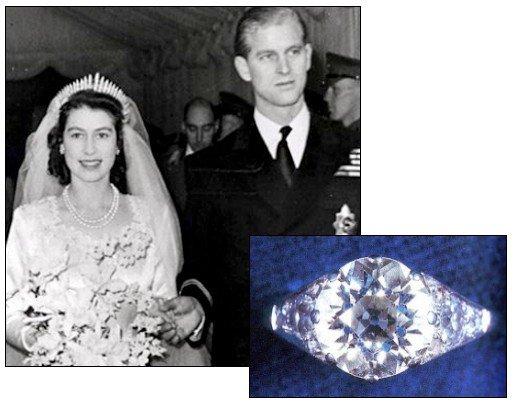 خاتم الملكة إليزابيث