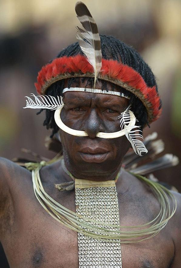 قبيلة إندونيسية (1)
