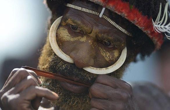 قبيلة إندونيسية (11)