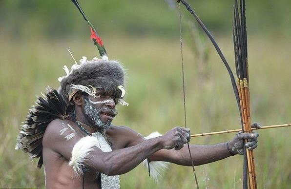 قبيلة إندونيسية (12)