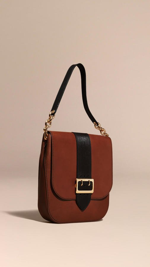 Burberry-Buckle-Satchel-Smooth-Leather-1995