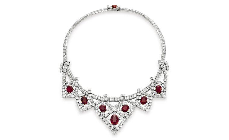 Cartier Necklace .
