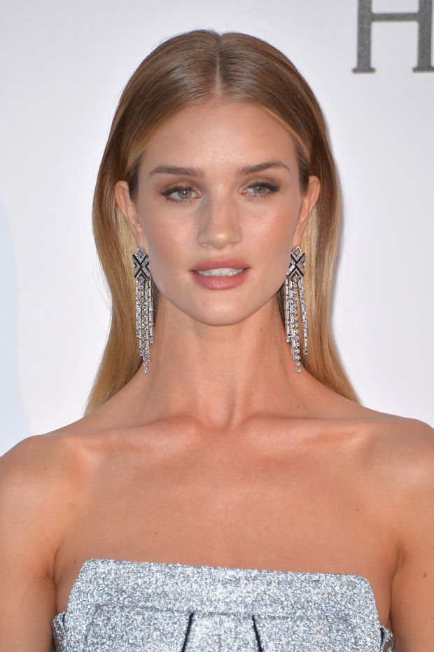 Chanel Earrings - Rosie Huntington