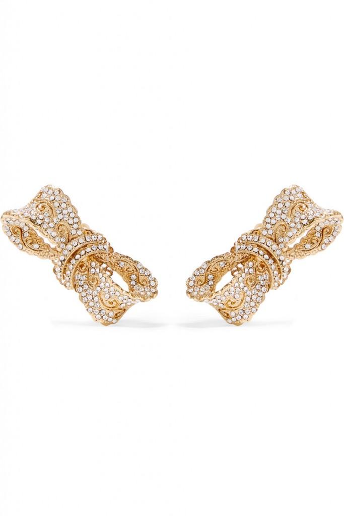 Dolce & Gabbana أقراط من
