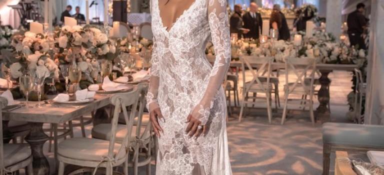 فستان الزفاف وجاذبية التصميمات الانيقة