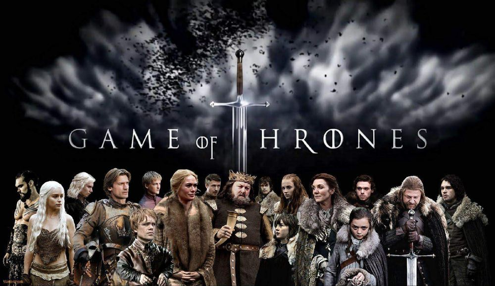 Game Of Thrones  (2)