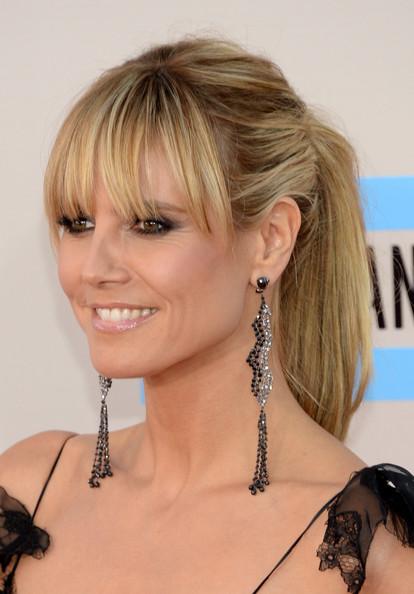 Lorraine Schwartz Dangle Earrings - Heidi Klum