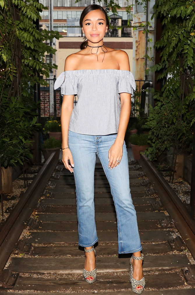 Abercrombie and Fitch: 2016 Summer Event, Gallow Green Rooftop, New York, USA - 28 Jul 2016