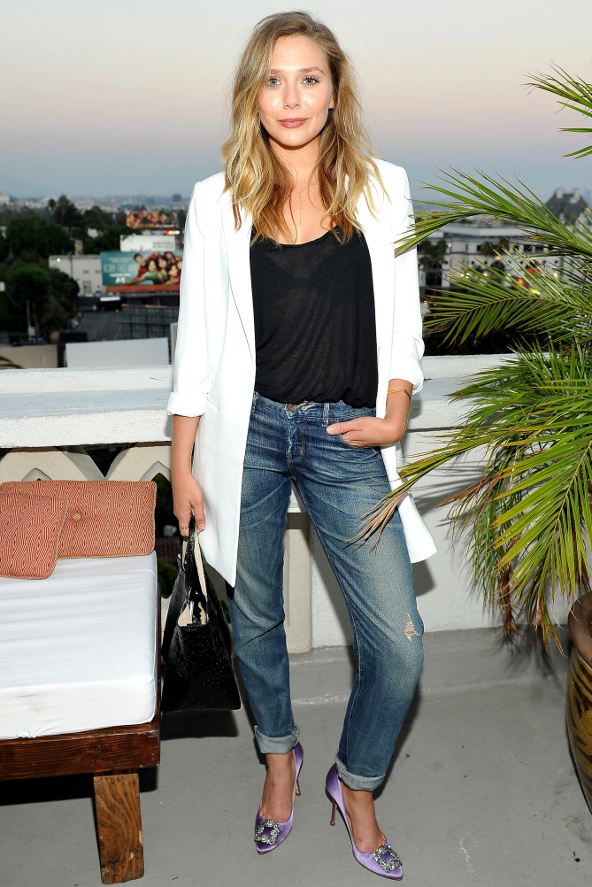 Elizabeth and James Celebrates Flagship Store Opening With InStyle