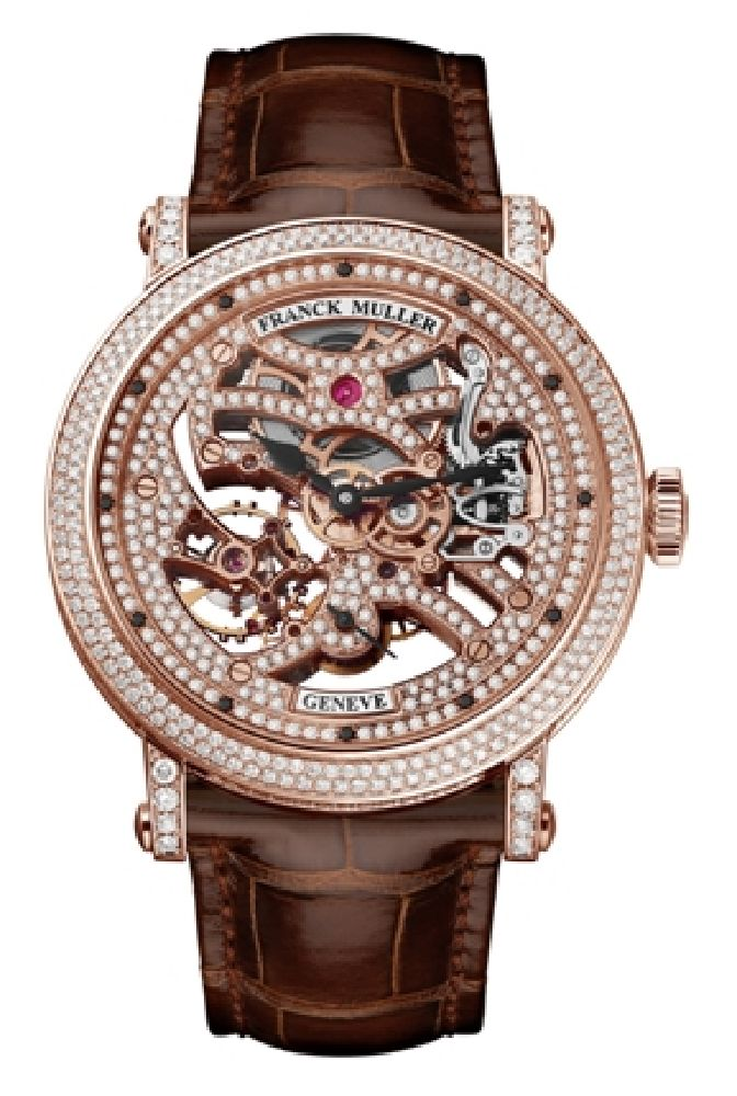 resized_2. FRANCK MULLER 7 DAYS POWER RESERVE SKELETON FOR WOMEN