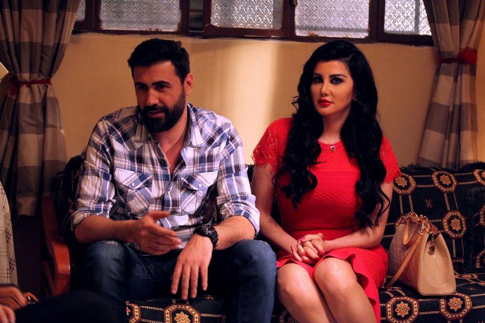 resized_MBC1- Syrian Drama- Al Arrab 2- Jenny Esper and Khaled Al Kaish