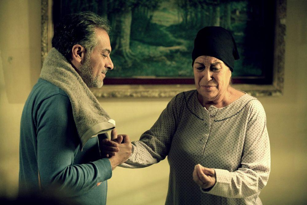 resized_MBC1- Syrian Drama- Al Arrab 2- Mona Wassef and Hatem Ali 2