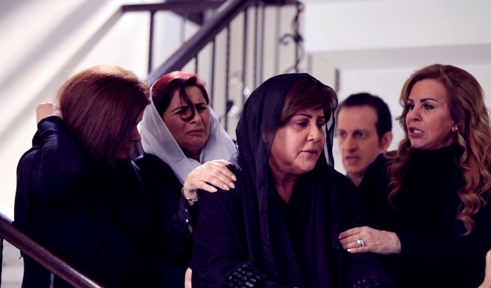 resized_MBC1- Syrian Drama- Al Arrab 2- Salma Al Masri and Samira Baroudi