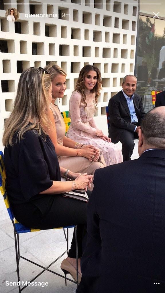 ر الملكة رانيا  (1)