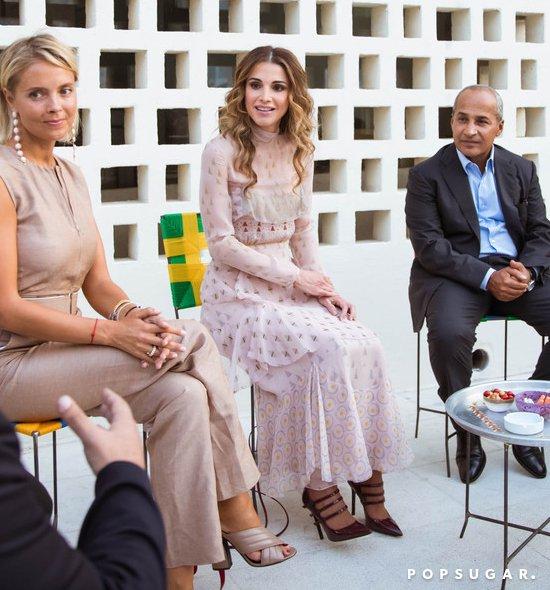 ر الملكة رانيا  (4)
