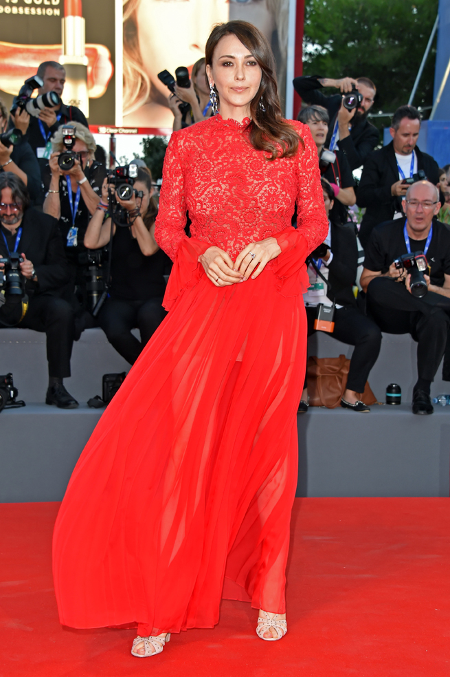 Opening Ceremony And 'La La Land' Premiere - 73rd Venice Film Festival