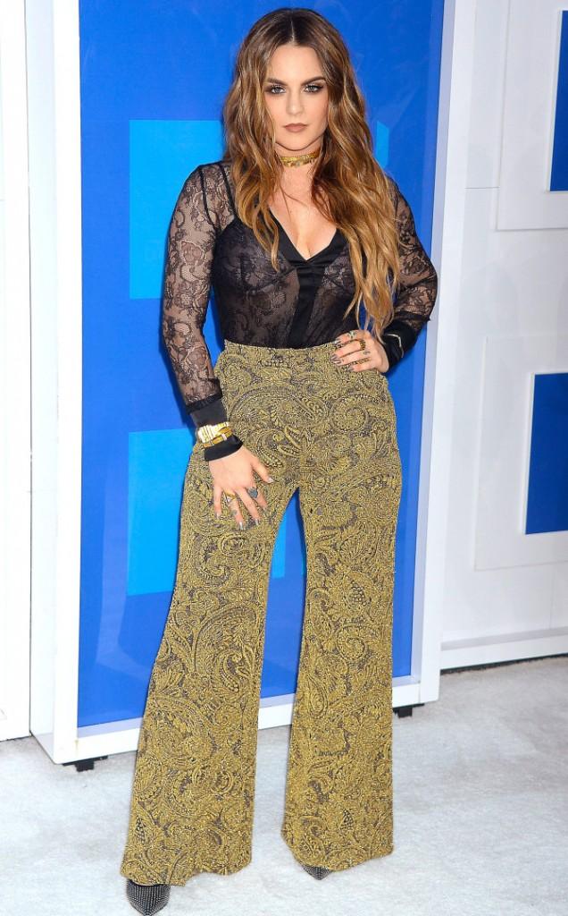 2016 MTV Video Music Awards, Arrivals, Madison Square Garden, New York, USA - 28 Aug 2016