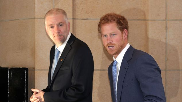 Prince Harry attends the Wellchild Awards