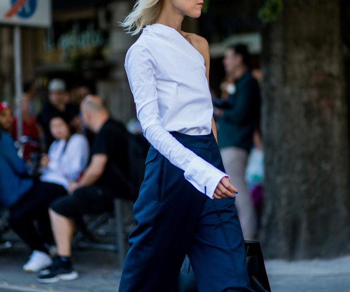Street Style: September 24 - Milan Fashion Week Spring/Summer 2017