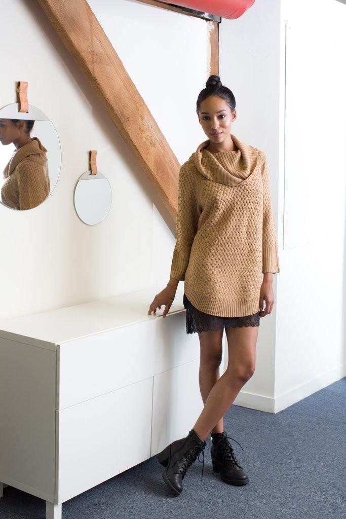 layer-turtleneck-sweater-over-slip-dress