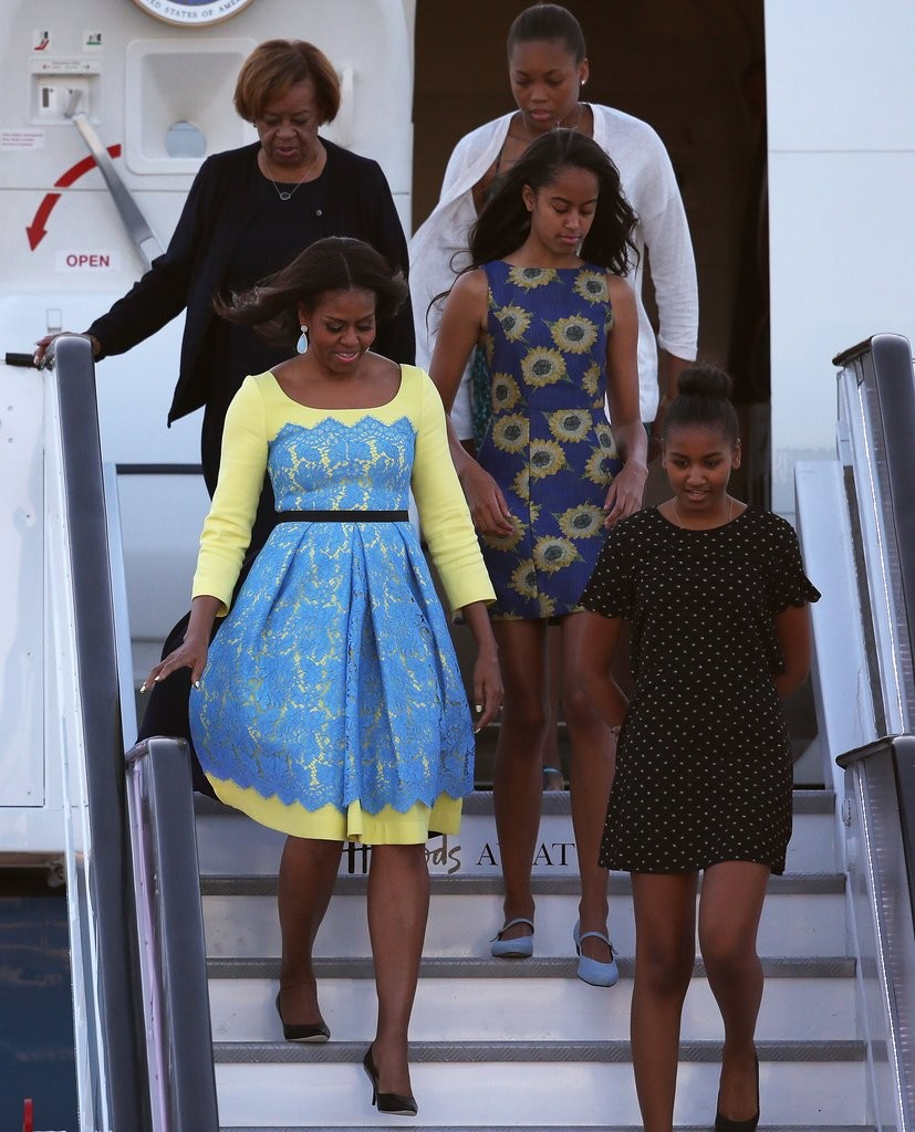 michelle-sasha-malia-obama