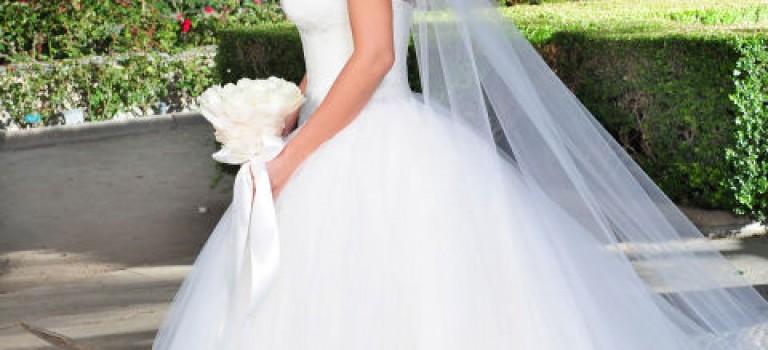 أغلى 9فساتين زفاف في العام
