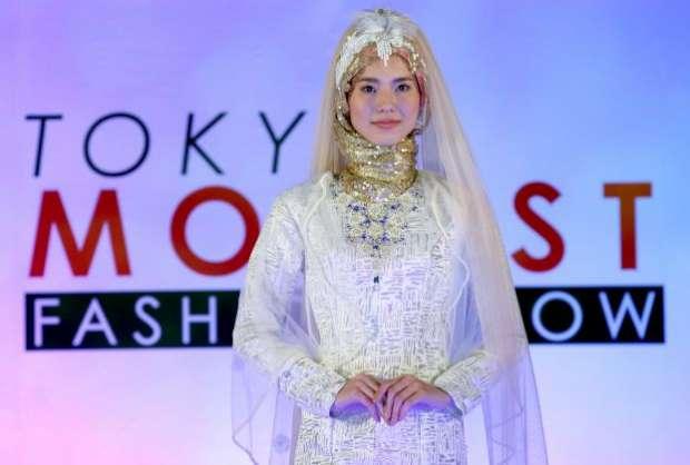 أحدث مجموعات من أزياء المحجبات في طوكيو