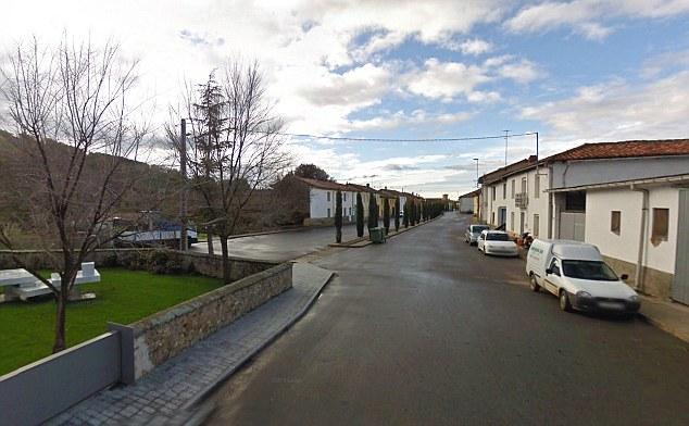 القرية التي ولد فيها