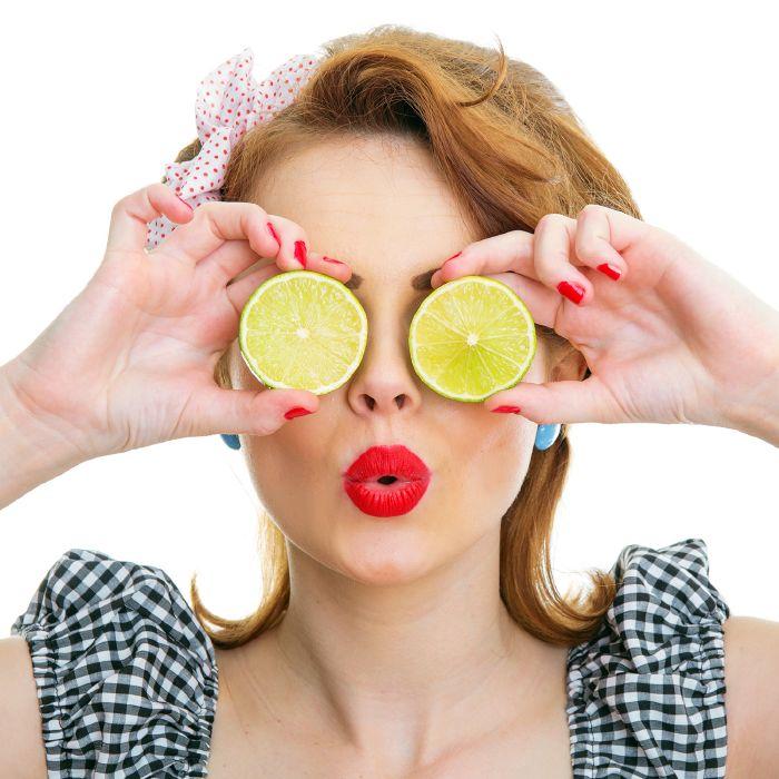الليمون لجمال بشرتك وإزالة حب الشباب