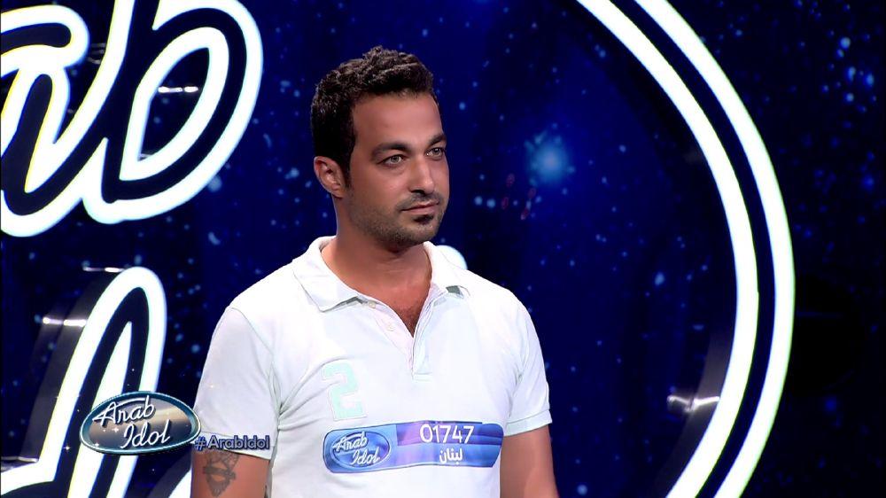 المتسابق حسين المصري