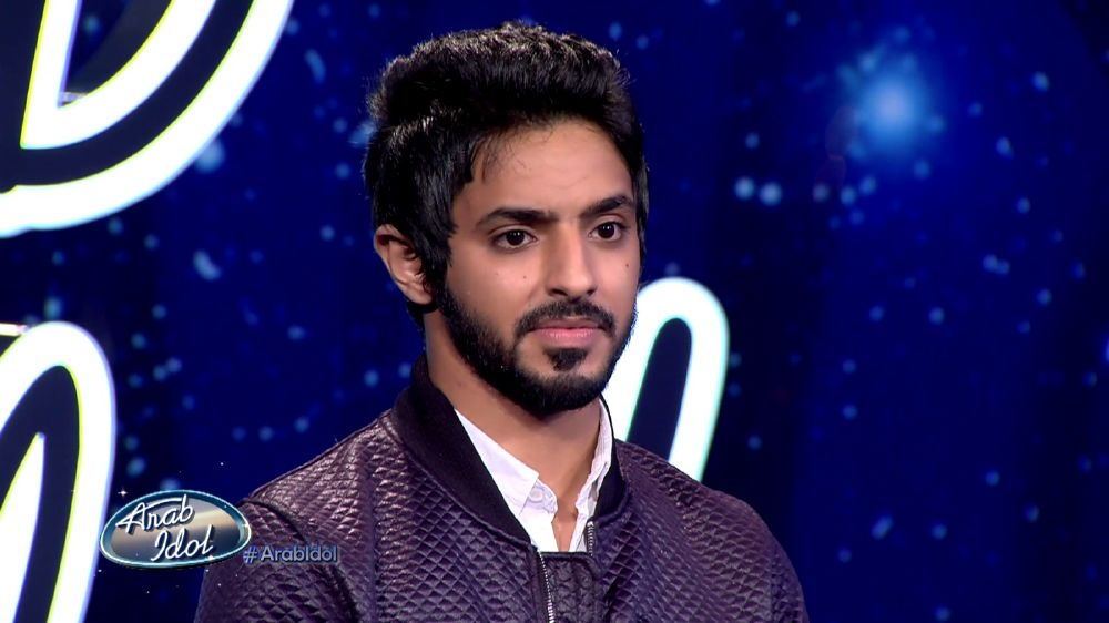 المتسابق عبدالعزيز فيصل
