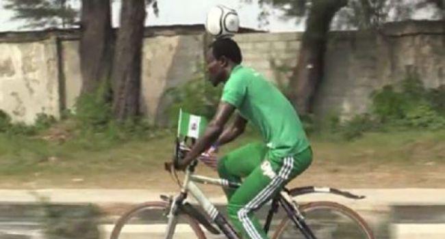لاعب نيجري