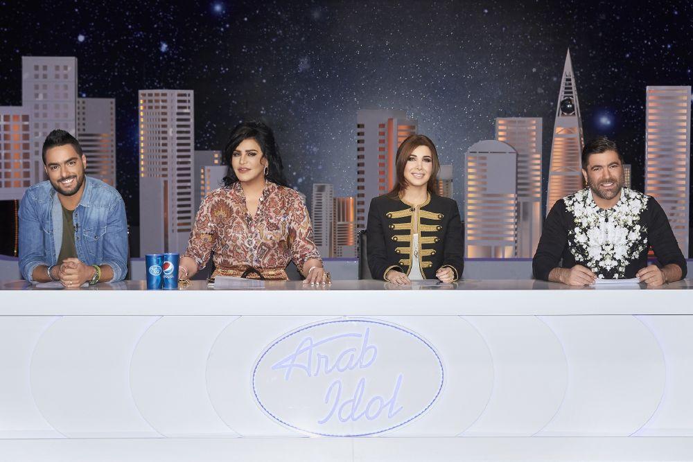 برنامج المواهب العالمي في صيغته العربية Arab Idol
