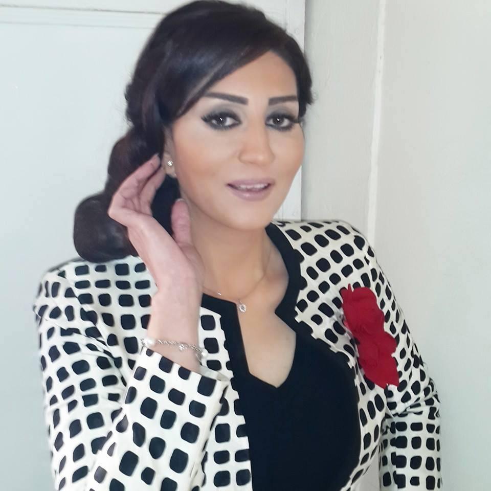 وفاء عامر تشارك سلاف فواخرجي بطولة المسلسل