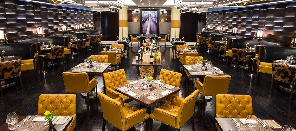 مطعم ذا ريب روم في فندق جميرا